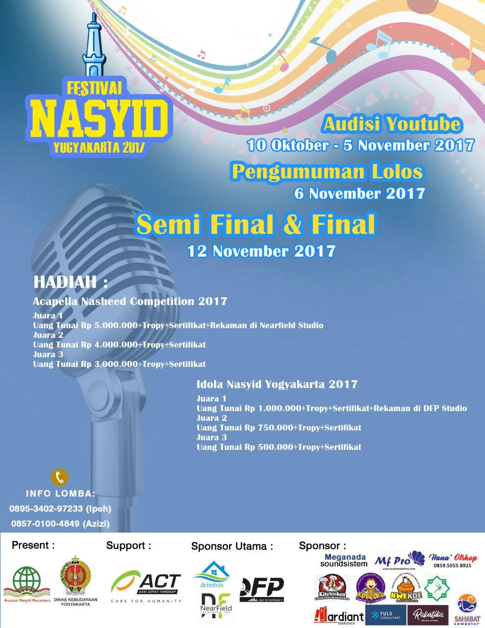 festival-nasyid-yogyakarta-2017